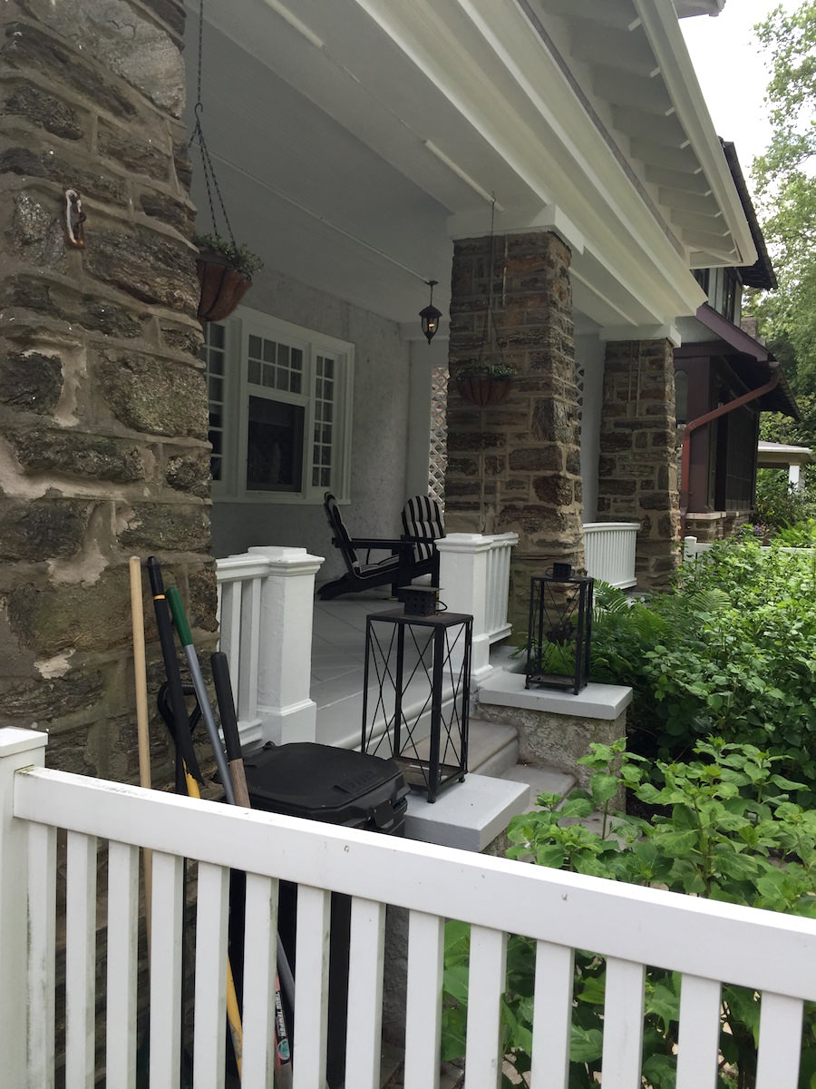 Chestnut hill exterior painting laffco painting - Chestnut brown exterior gloss paint ...