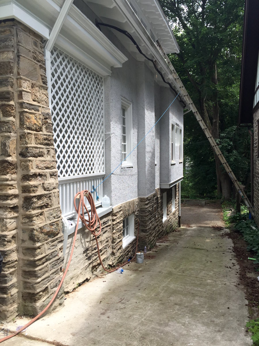 Chestnut Hill Exterior Painting Laffco Painting