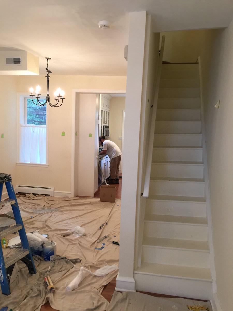 Center City Philadelphia Interior Painting Laffco Painting