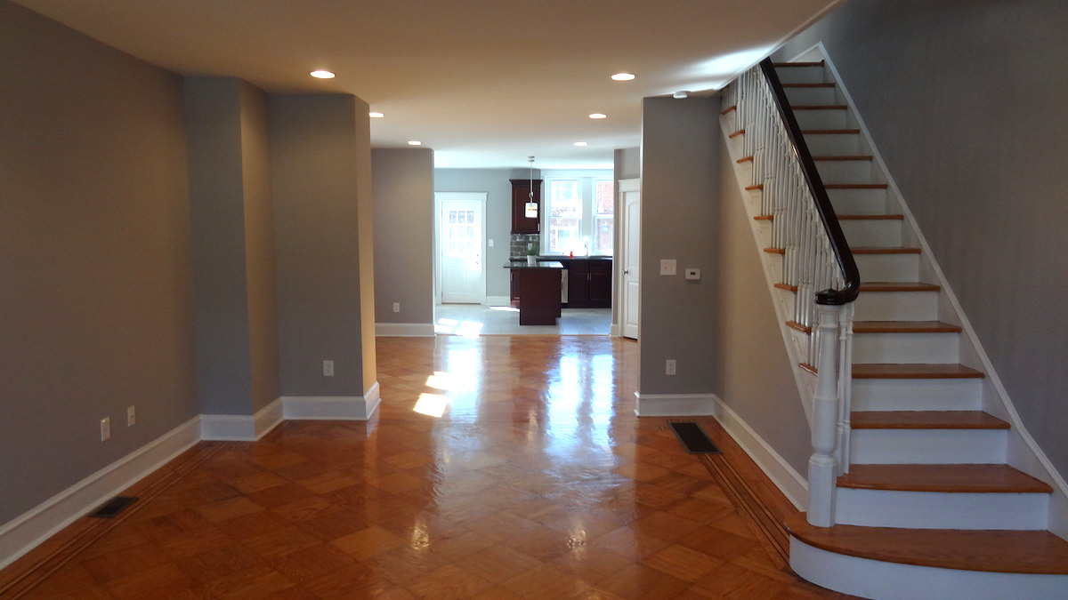 Interior Painting in Philadelphia - After 3