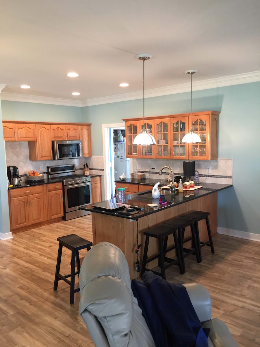 Interior Painting in Rehoboth Beach - After 3