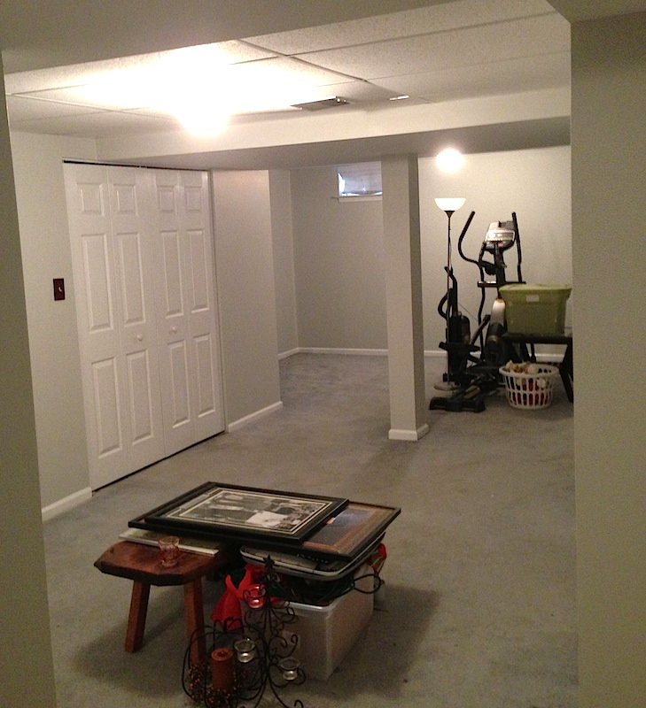 basement painting collegeville laffco painting
