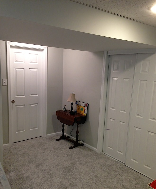 Simple Basement Paint Colors