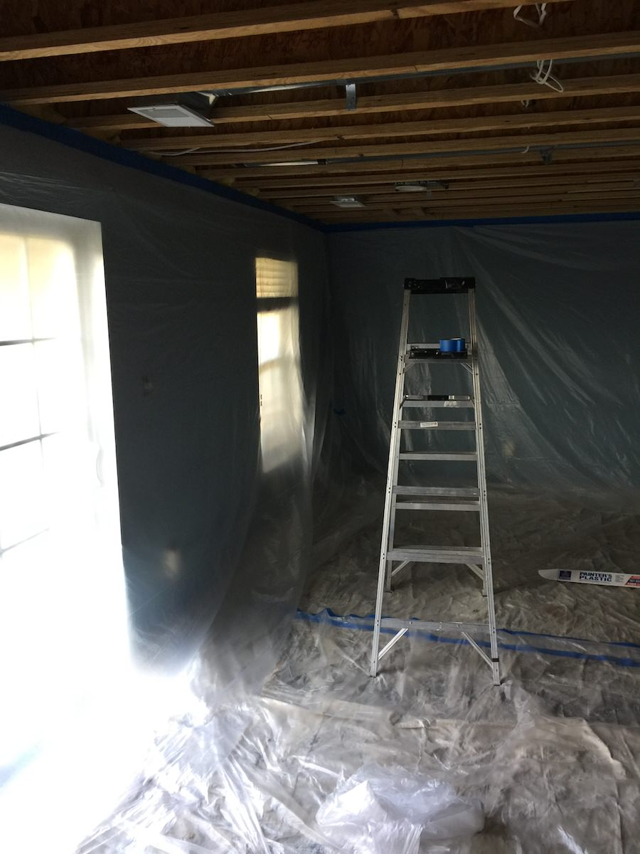 royersford basement painting laffco painting