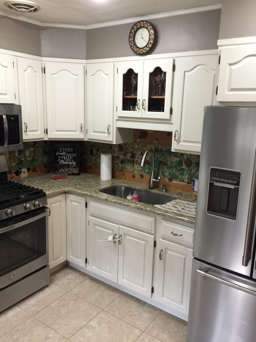 Kitchen Cabinet Painting In King Of Prussia - After 3