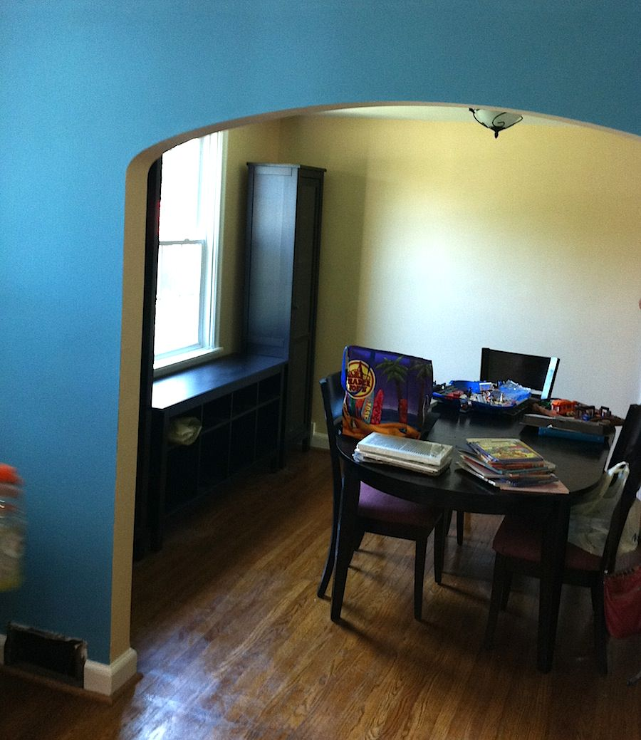 Sherwin williams emerald reviews the blogging painters for Dining room paintings