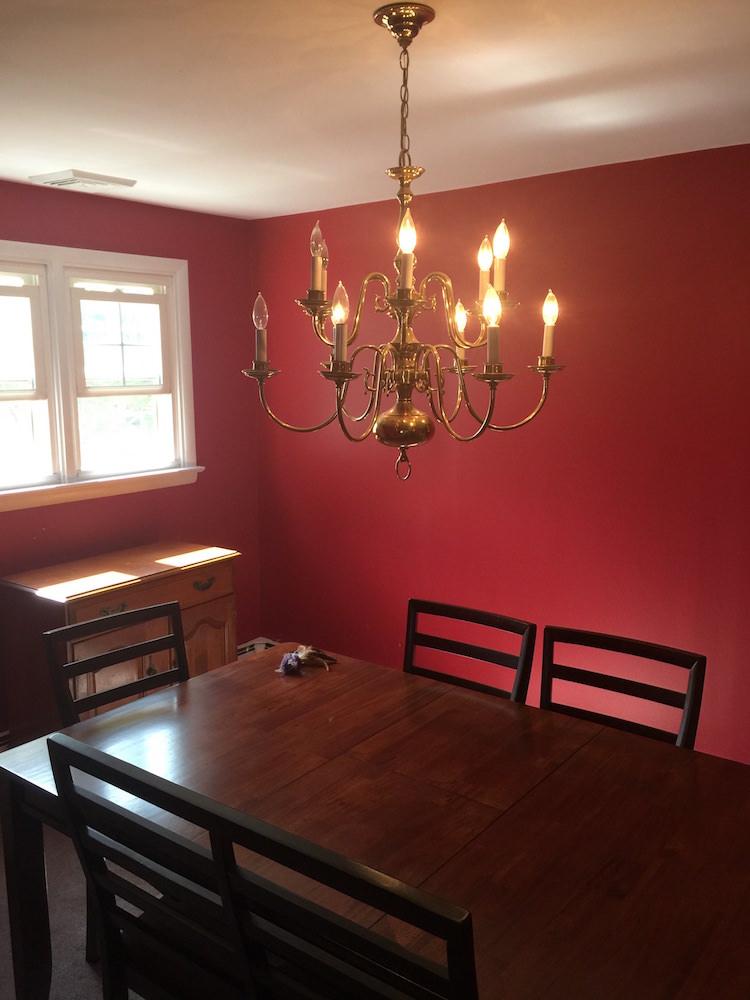 Conshohocken Dining Room Painting Laffco Painting