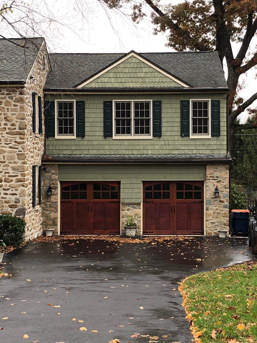 Ambler Garage Doors Exterior