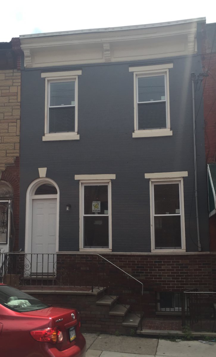 South Philadelphia Exterior Painting - After 1