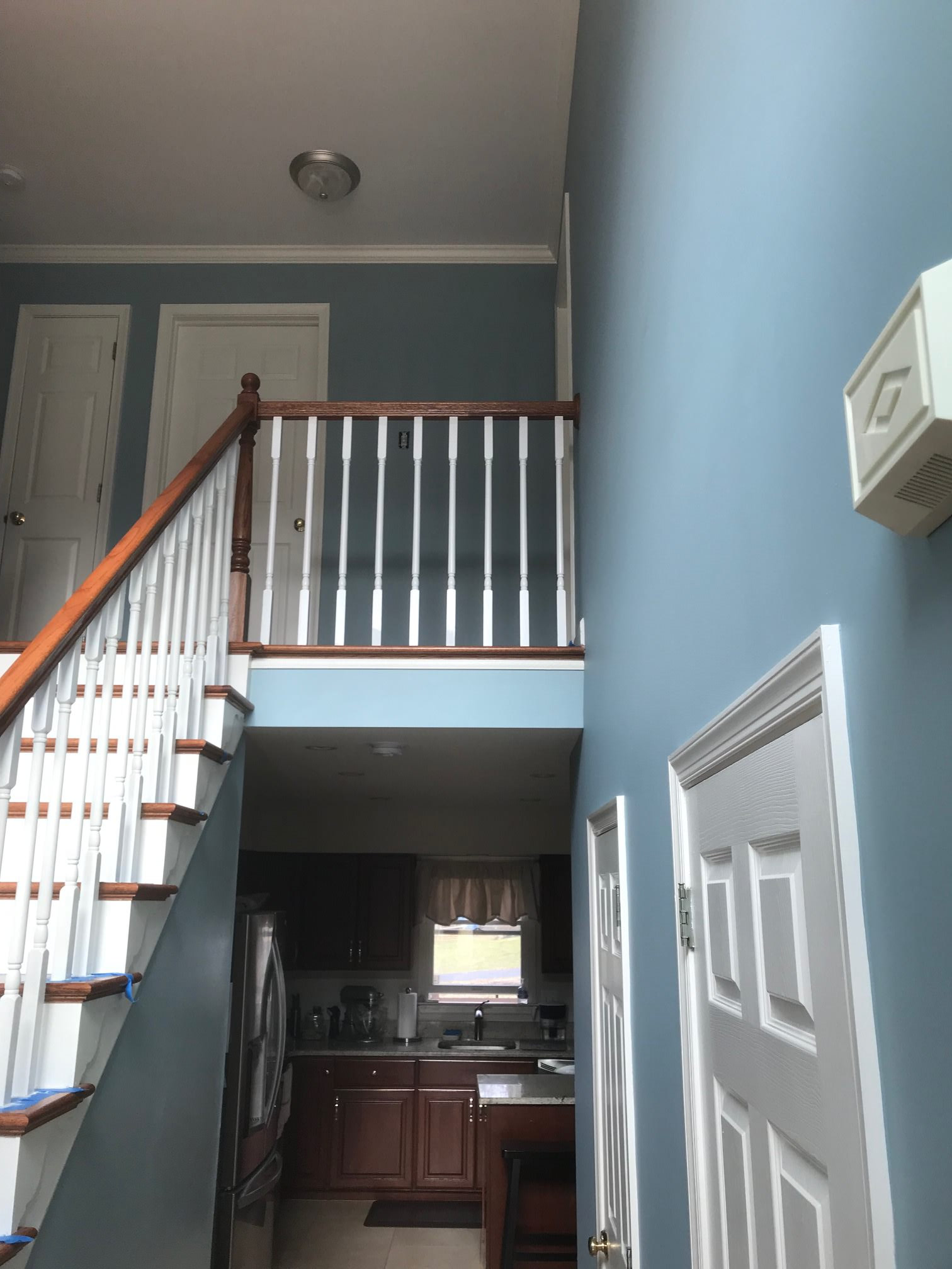 Foyer Painting In Lansdale - After 3