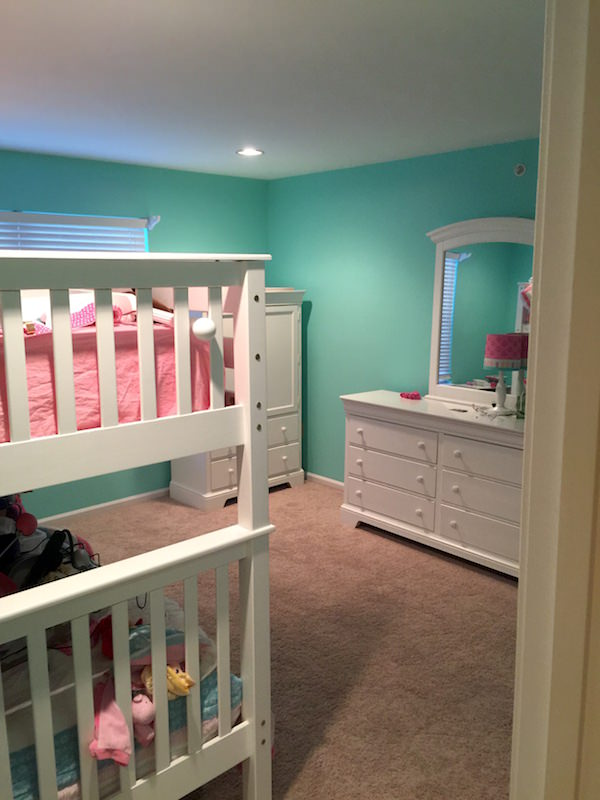 Girls Bedroom Painting in Chalfont - After 3