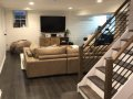 Basement Stairs/Living Area