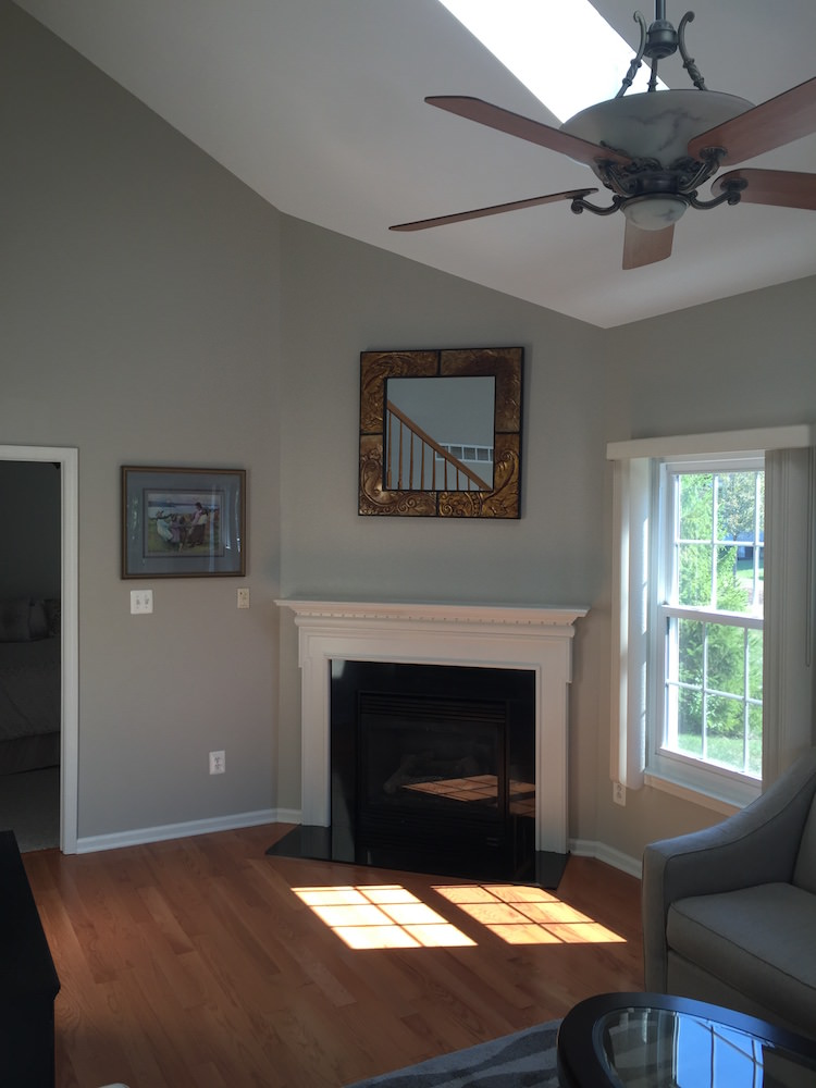 Interior Painting in Bensalem - After 3