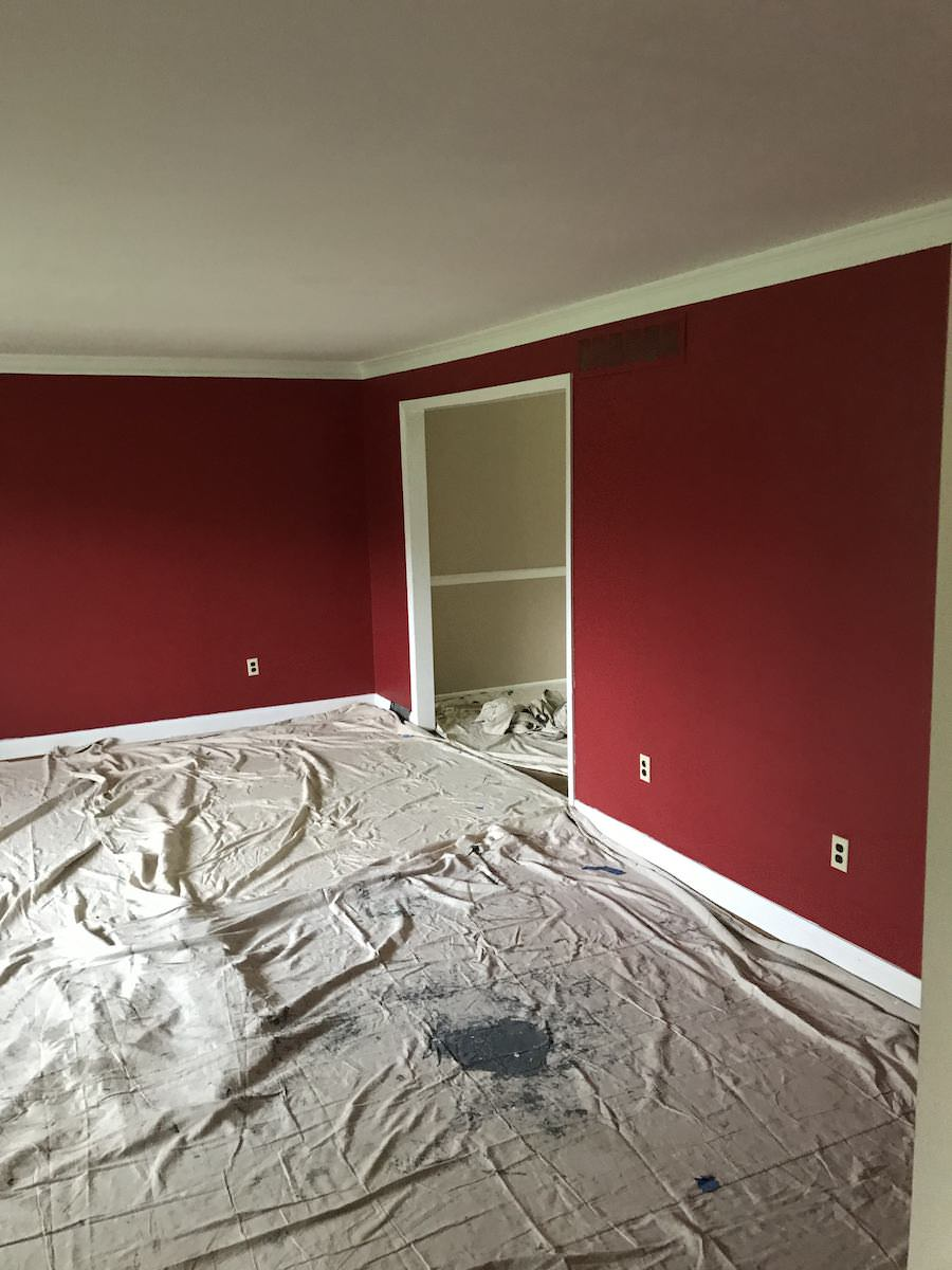 Blue Bell Interior Painting Laffco Painting