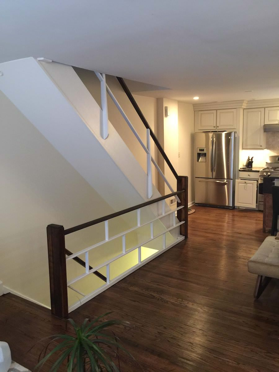 Interior Painting in Center City - Kitchen web