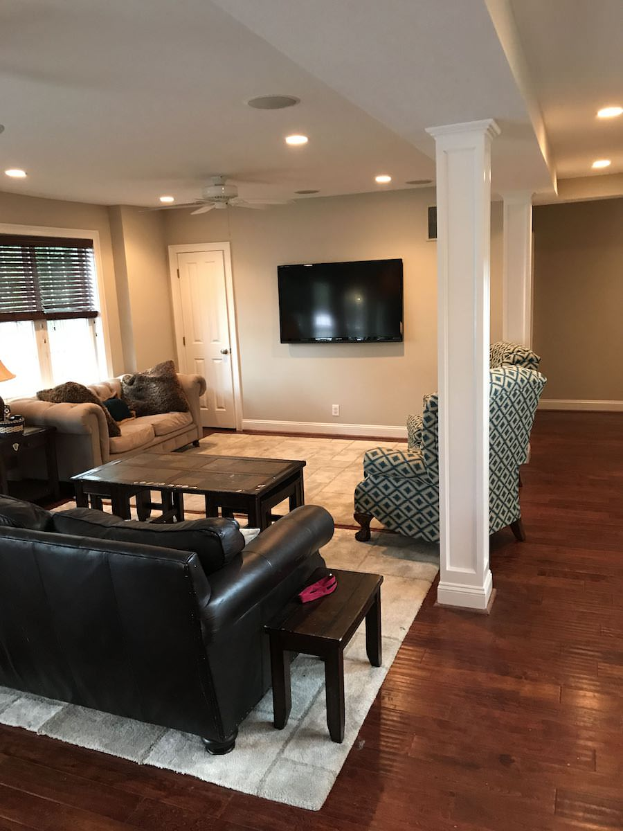 Conshohocken House Painters - sample project after 1