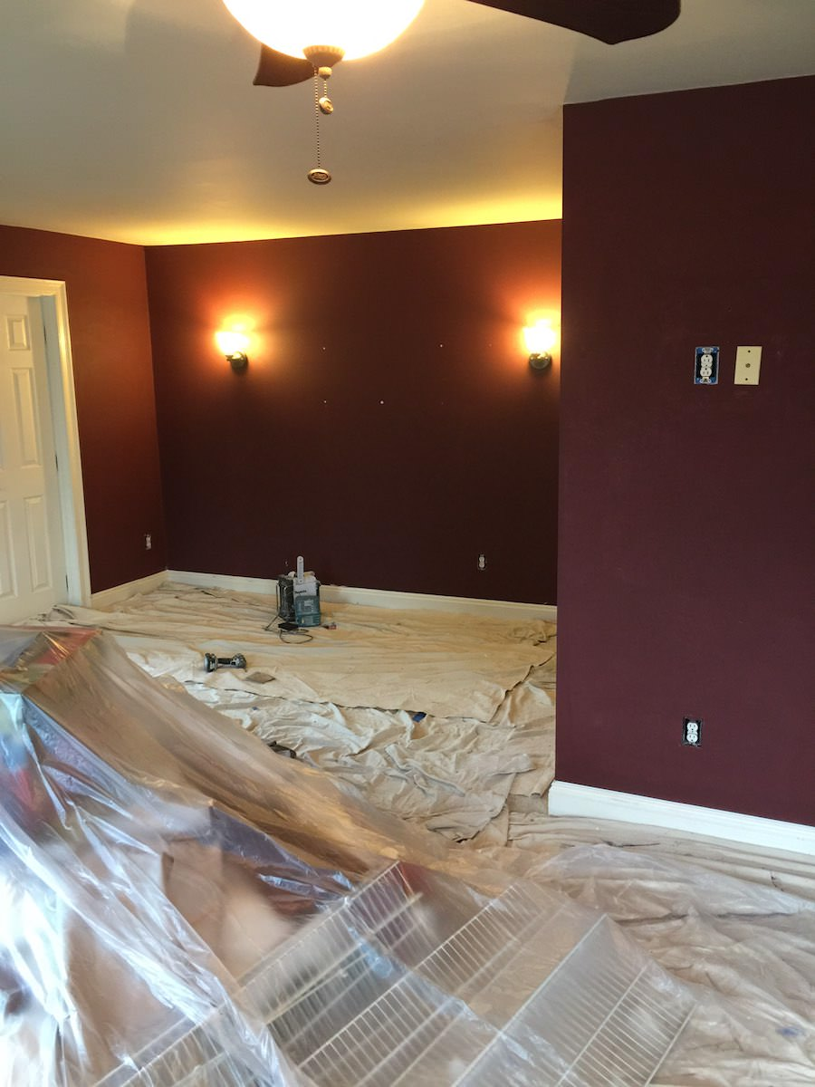 Drexel Hill Interior Painting Laffco Painting