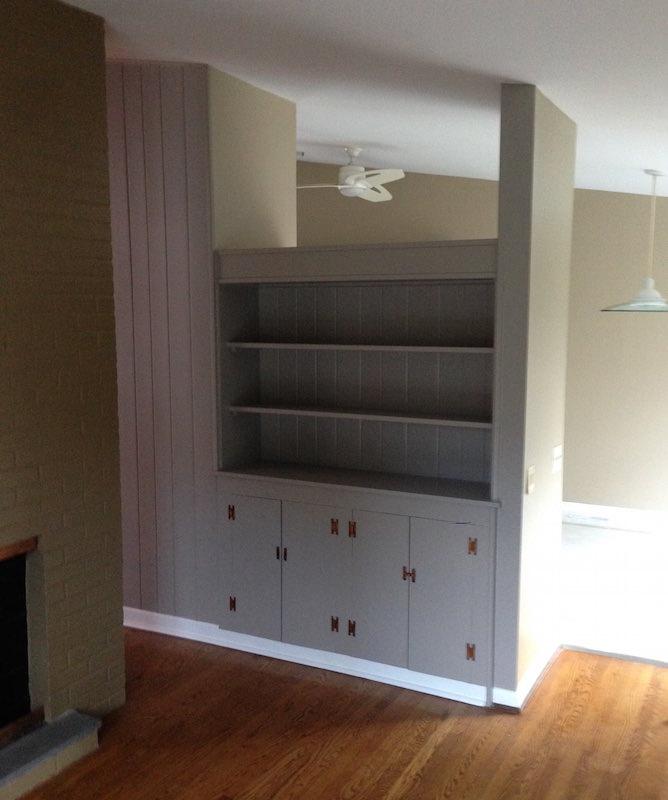 Dapper Tan Kitchen: Interior Painting - Jenkintown