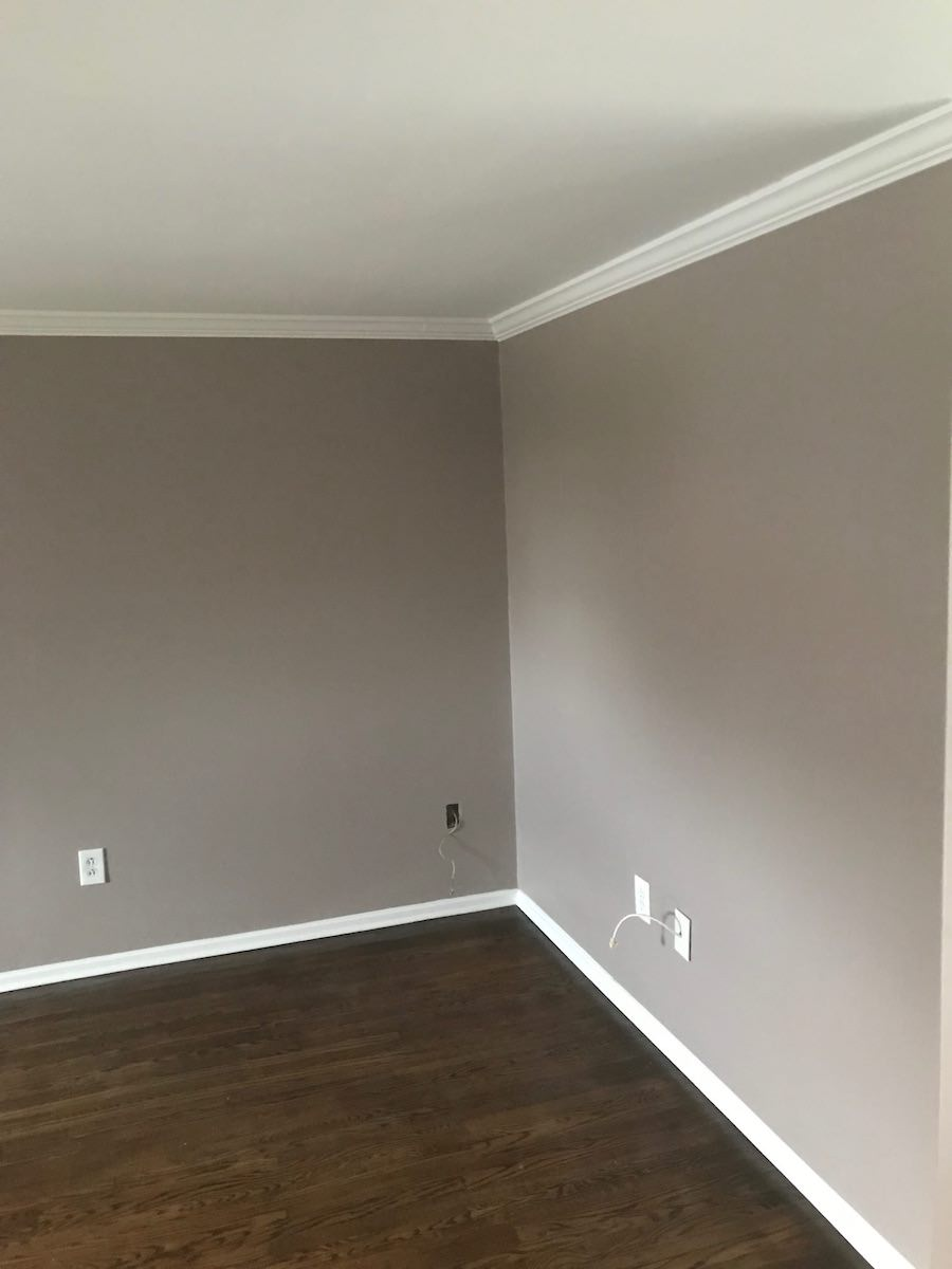 King Of Prussia Interior Painting - After 12