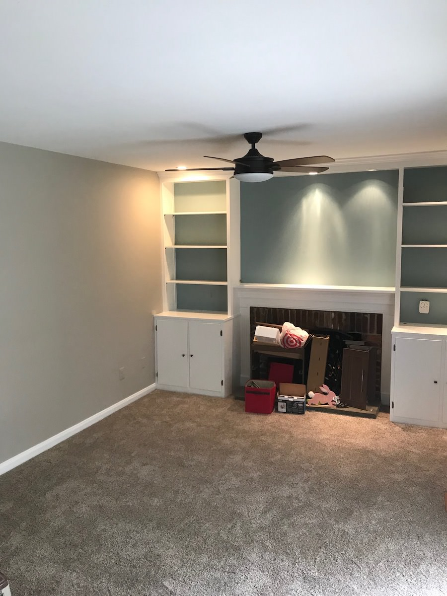 King Of Prussia Interior Painting - After 8