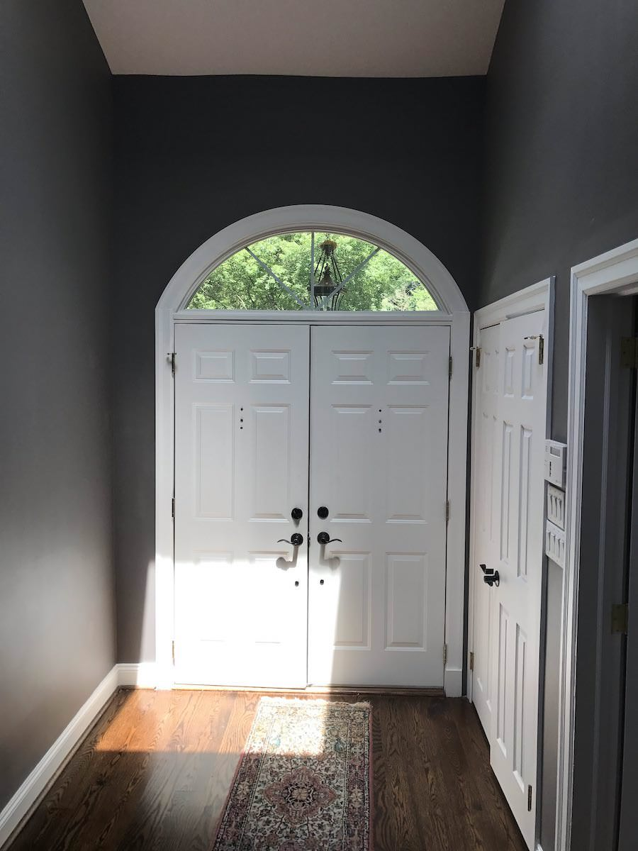 Penn Valley Interior Painting Entryway 1 web