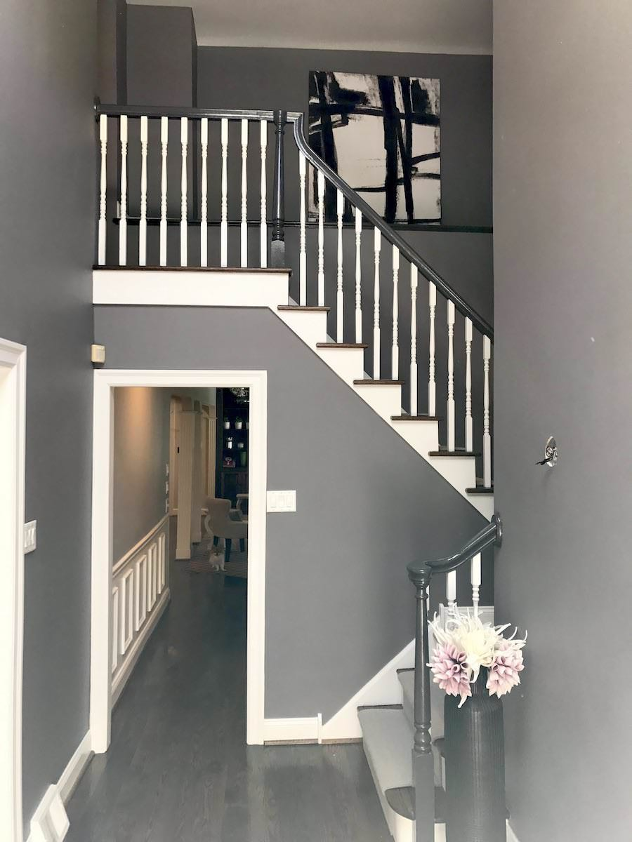 Penn Valley Interior Painting Stairs web