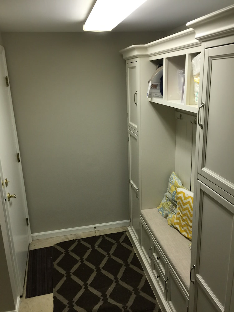 Interior Painting in Voorhees - Mudroom