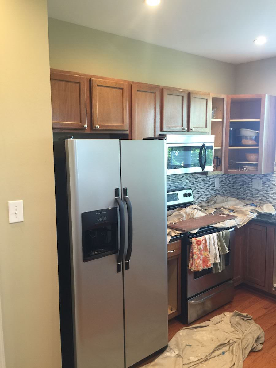 Phoenixville Kitchen Cabinet Painting | LaffCo. Painting