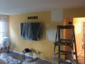 Lafayette Hill Family Room Before 2