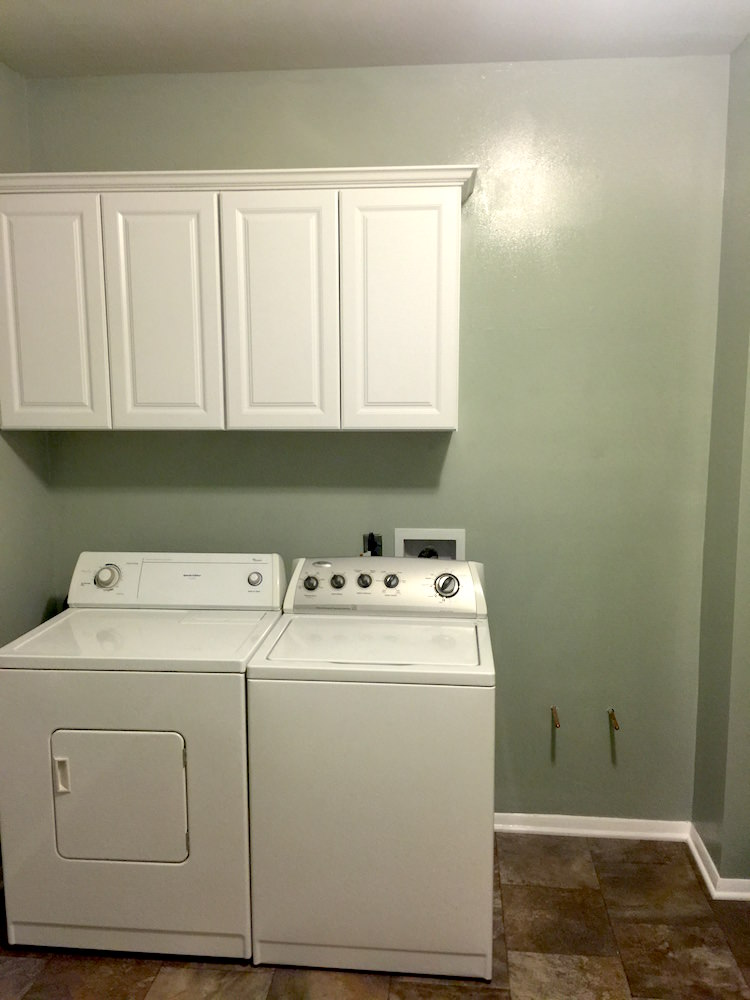 Plymouth Meeting Laundry Room Painting Laffco Painting