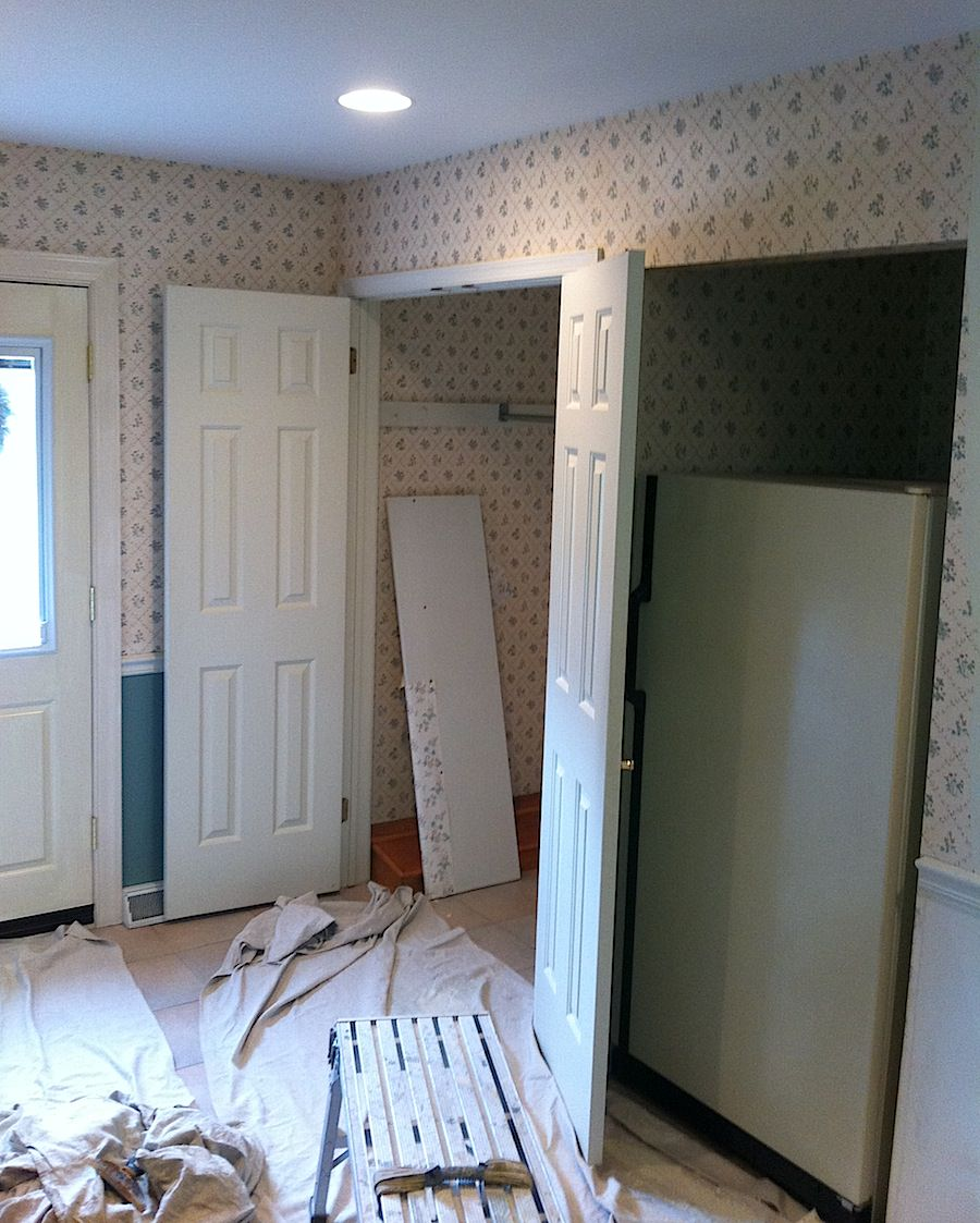 Laundry Room - Before 1
