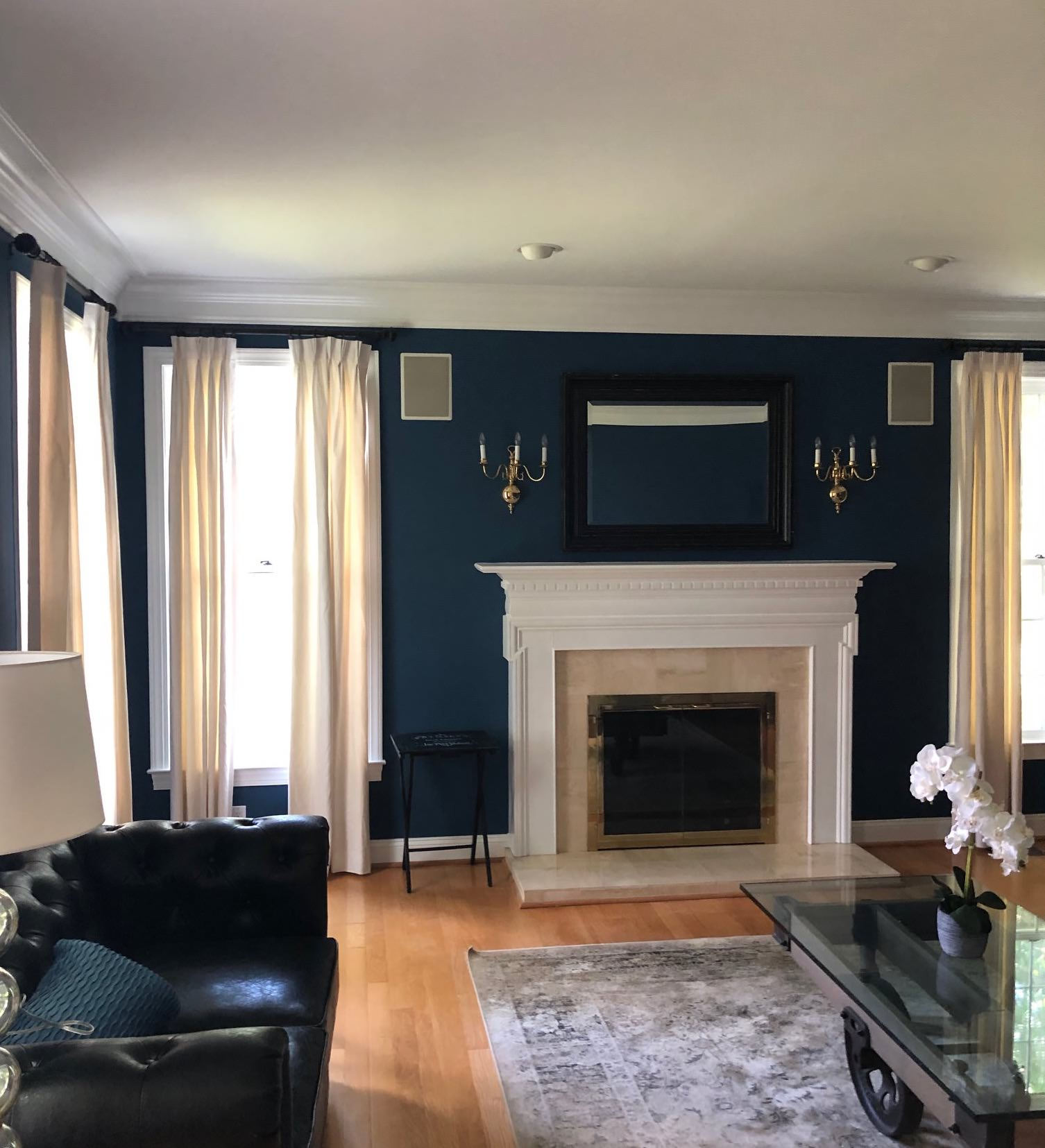 Ambler Living Room