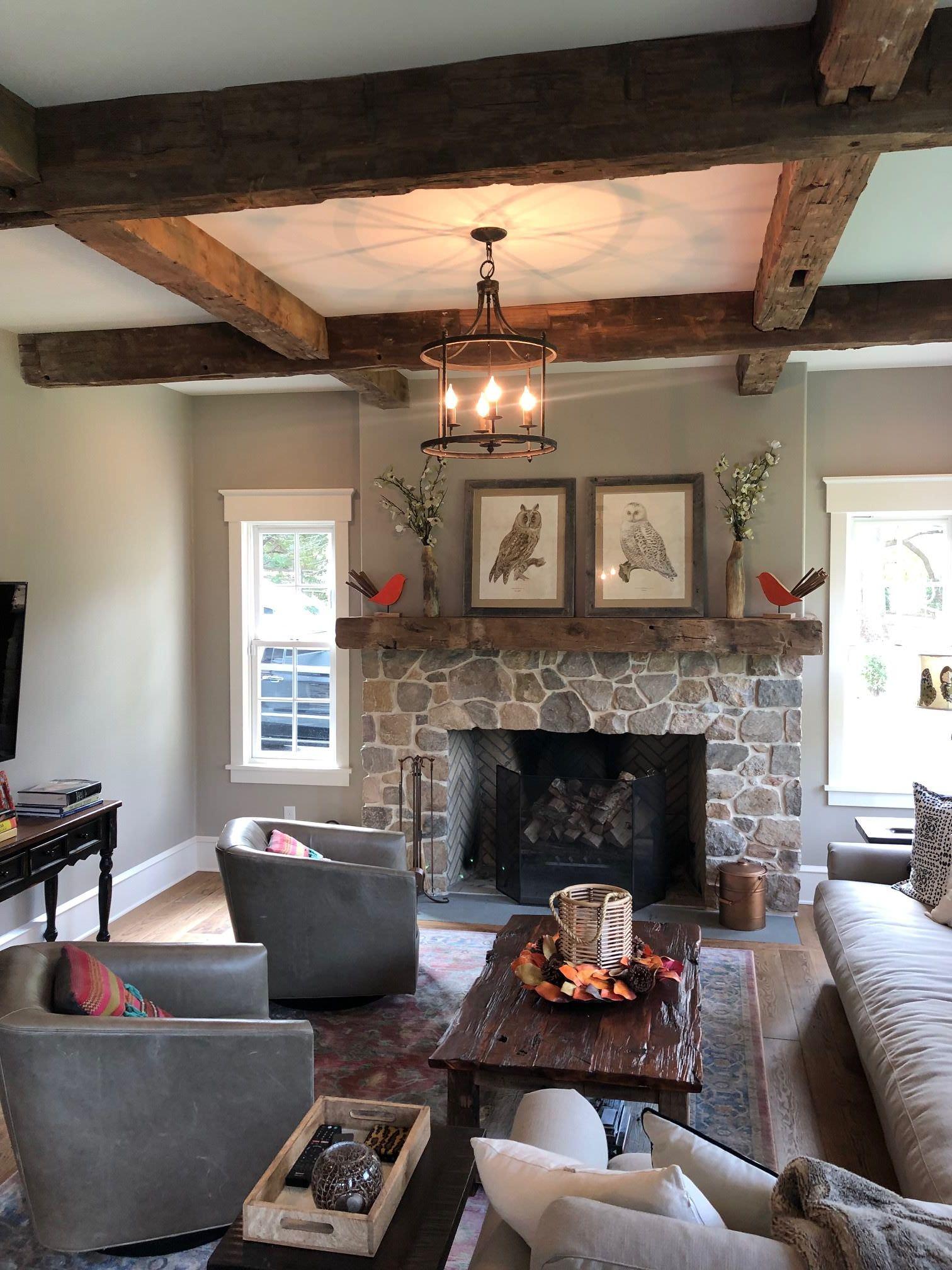 LaffCo Berwyn Living Room