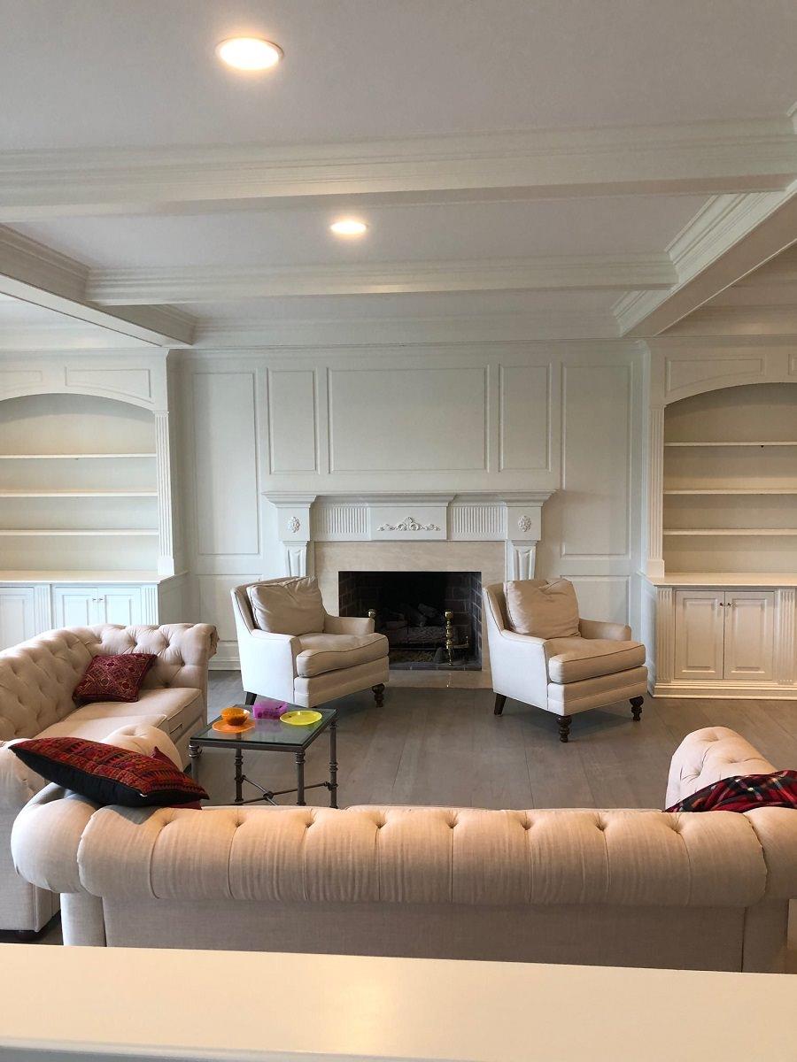 LaffCo. New Hope Living Room
