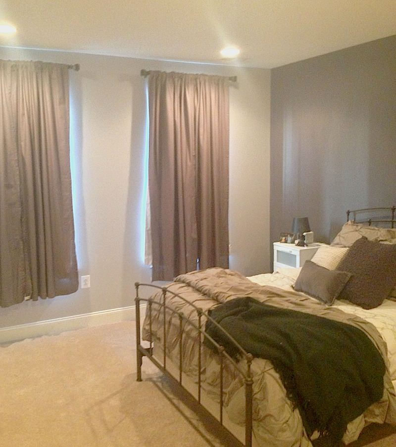 Bedroom Accent Wall - Naval Square