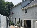 Northeast Philadelphia exterior painting before 1