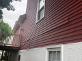 Northeast Philadelphia exterior painting after 4