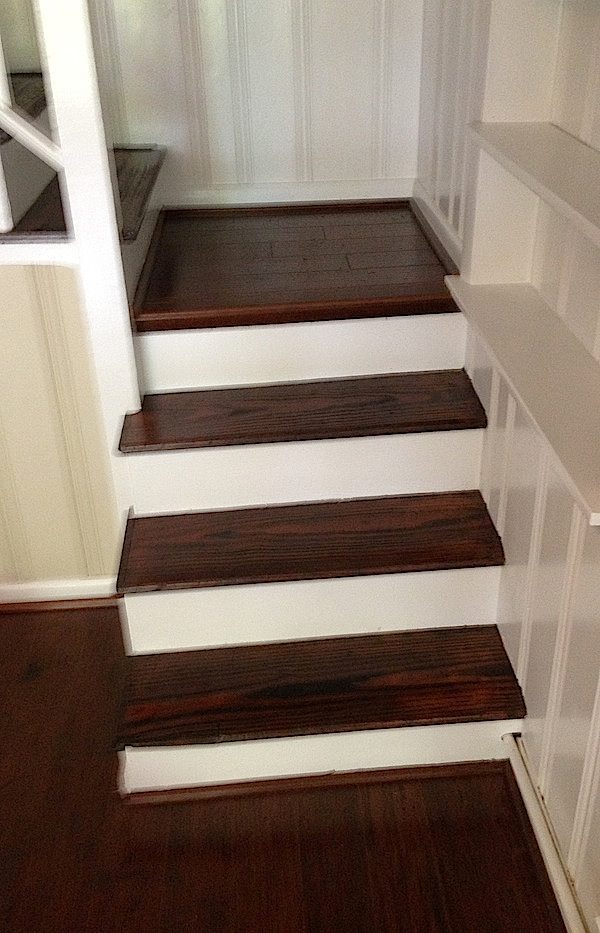 Refinishing Stairs North Wales Laffco Painting