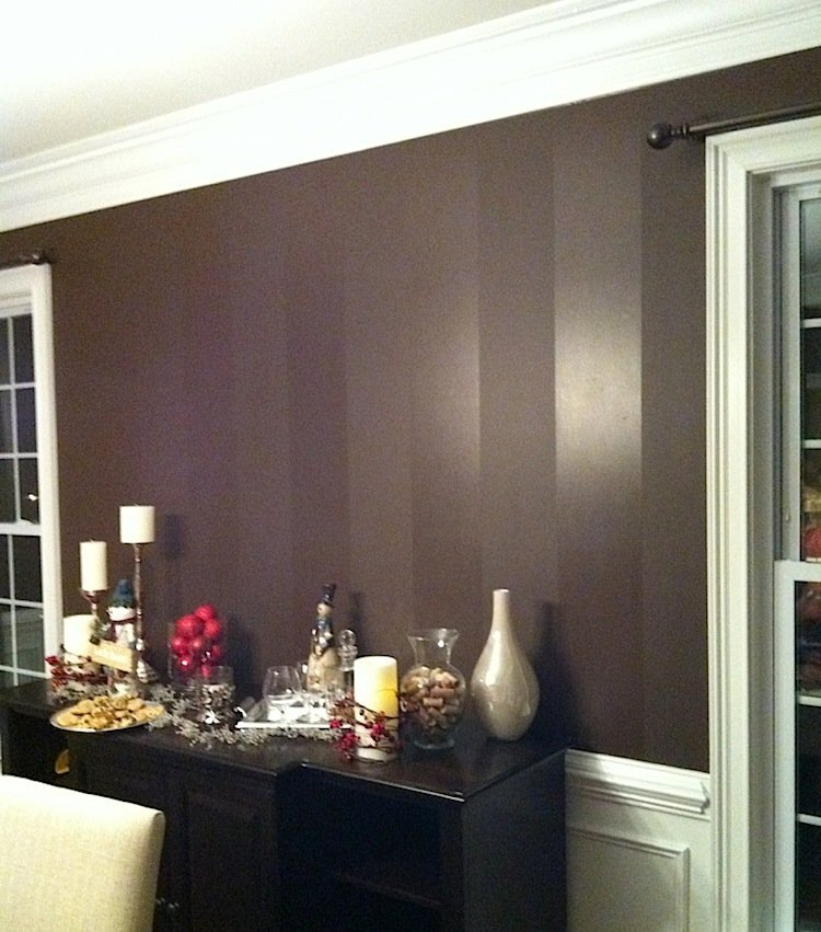 Dining room paint projects laffco painting Colors to paint rooms