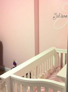 Interior Painting - Nursery