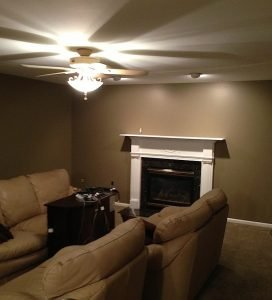 Neutral Paint Color for Living Room