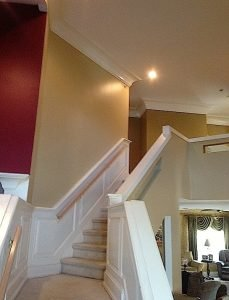 Chalfont Painting Company - Foyer