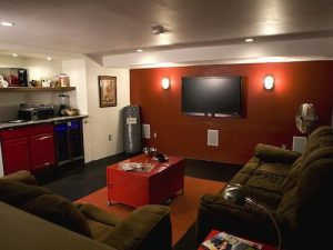 Man Cave Colors