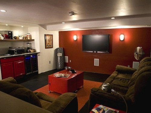 Man Cave from DIYNetwork.com