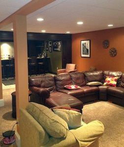 Chalfont Painting Company - Basement