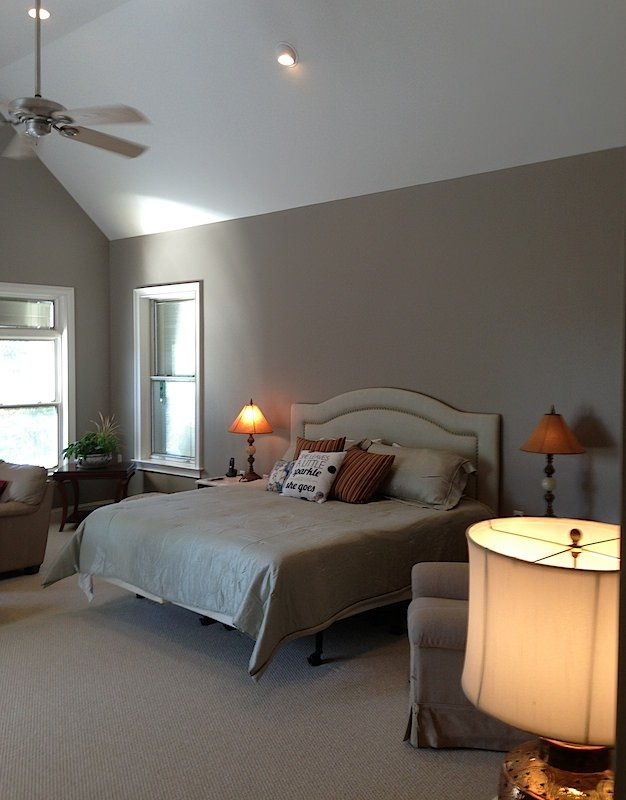Bedroom painting - Plymouth Meeting painting company