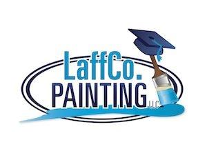LaffCo. Painting Logo