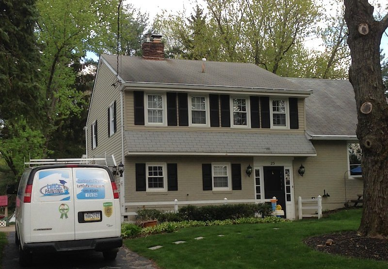 Siding Painting Plymouth Meeting Laffco Painting