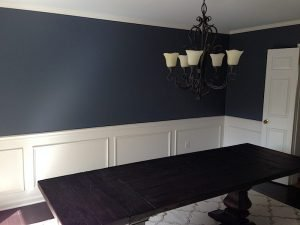 Dining Room Painting - Blue Bell