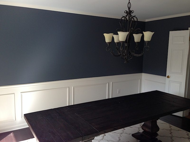 blue bell painting company - dining room